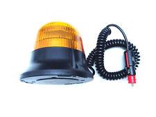 LED Warnleuchte Blinkleuchte Double Flash 12V 24V 48V PKW LKW Magnetfuß Blitz E9