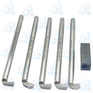 Boring and Threading Knurling Tool With 8MM