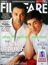 Filmfare 20Aug2008 Celina Jaitley Bobby Sunny Deol Mallika Sherawat Akshay Kumar