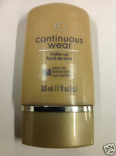 CoverGirl Continuous Wear Foundation Make up ( CLASSIC TAN  ) NEW.