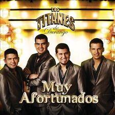 Los Titanes de durango muy afortunados  CD New Nuevo Sealed