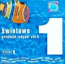 = SWIATOWE PRZEBOJE JEDYNKI TVP1 vol.4 [2003] / CD sealed