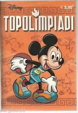 TUTTODISNEY-TUTTO DISNEY  #  30 - TOPOLIMPIADI  AGOSTO 2004 -1a EDIZIONE-WD2