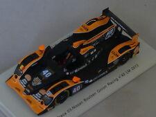 Spark S3758 - ORECA 03-Nissan Boutsen Ginion n°40 32ème  Le Mans 2013 1/43