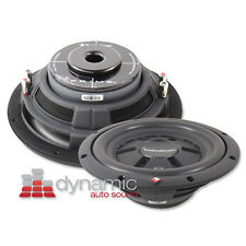 New listing 2 Rockford Fosgate R2Sd4-10 Subwoofers 10� Prime Subs Shallow Mount 800W New