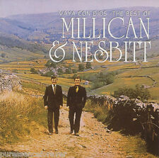 MILLICAN & NESBITT - Vaya Con Dios: The Best Of... (UK 24 Tk CD Album)