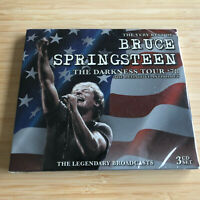 BRUCE SPRINGSTEEN - 3x CD SET - THE DARKNESS TOUR '78 - THE DEFINITIVE ANTHOLOGY
