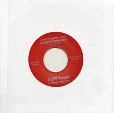 JIMMIE 'PLAYBOY' KNIGHT   AT NADENS EBONY DOOR / LITTLE ANN   PHYNK  RI/Re-Pro