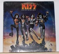 KISS - Destroyer - Original 1976 LP Record NBLP 7025 - Shout it out Loud - Beth