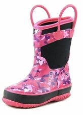 New Western Chief Kids Cold Rated Neoprene Heart Camo Little Kid Boot Size 11/12