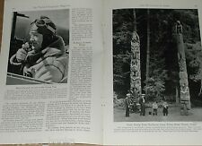 1940 magazine article, Alaska Air Defenses, early WWII, General HAP ARNOLD