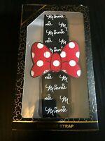Disney Minnie Mouse Reise Gepäck Gurt Gepäck Koffer Mickey Maus gürtel schnalle