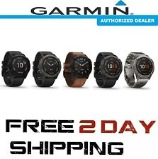 Garmin Fenix 6X Multisport GPS Watch / PRO, Sapphire or PRO Solar Edition