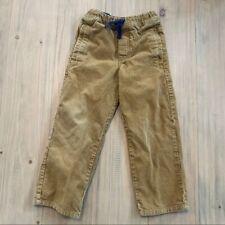 Mini Boden Mustard/Tan Corduroy Pants Boys Size 5Y Kids
