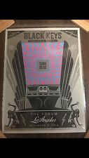 Black Keys LA Forum Los Angeles CA 11/6/14 Print Shepard Fairey 2014