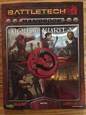 Classic BattleTech Handbook - House Kurita