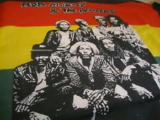 BOB MARLEY & THE WAILERS JAMAICAN FLAG