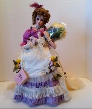Yellow Rose Of Texas Musical Doll Rose Woman Of The West Paradise Galleries 1996
