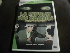 "DVD ""LA REVOLTE DES ZOMBIES"" de Victor HALPERIN"