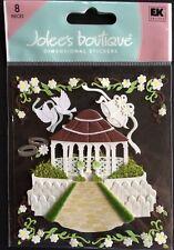 """Jolee's Boutique """" Garden Wedding"""" Dimensional Stickers"""