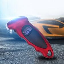 1x LCD Digital Tire Tyre Air Pressure Gauge Tester Car Auto Motorcycle 150 PSI