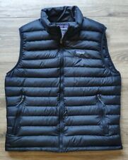Patagonia Men's Down Sweater Vest Black Large