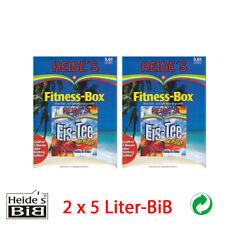 Eistee Pfirsich, 2 x 5 Liter-BiB - 2er-Pack