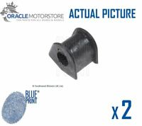 2 x NEW BLUE PRINT FRONT ANTI-ROLL BAR STABILISER BUSH KIT OE QUALITY ADT38030