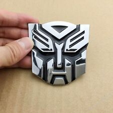 Transformer Autobot Decepticon Badge Emblem Sticker Car Trunk Gas Tank Yamaha