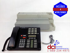 Refurbished Nortel Norstar 4x16 Cics R42 4 M7310 System Package Free Ship