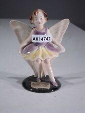 +# A014742 Goebel Archiv Muster Arbeitsmuster Fee Bark4 lila gelb Flügel