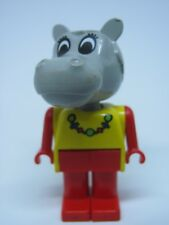 LEGO Minifig fab6f @@ Fabuland Hippo 2 - Necklace Pattern @@ 3622 3662 3675 3798