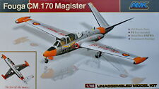 Amk 88004 Fouga Cm. 170 Maîtrise