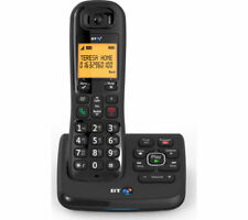 BT XD56 Cordless Phone with Answering Machine - Currys