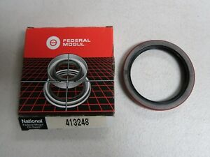 Federal Mogul 413248 Front Inner Wheel Seal for Dodge, Volvo 1969-85