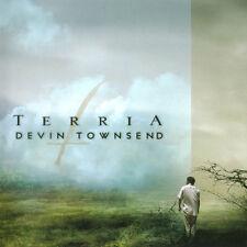 DEVIN TOWNSEND - TERRIA - CD NEW UNPLAYED 2001 RUSSIA