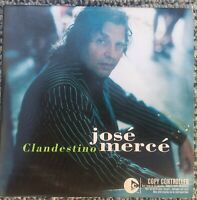 Jose Merce version Manu Chao CD Single PROMO 1T Clandestino Excelente
