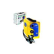 Gys Gysmi 130 P Arc Inverter Welder 130 Amp 230v Cw Case Amp Welding Leads