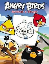 USED (VG) Angry Birds. Aprende a dibujar (Spanish Edition) by Walter Foster Crea