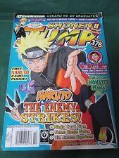 Naruto Shonen Jump Volume 6 Issue 4 April 2008 - Manga