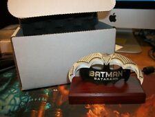 DC Direct Batman OFFICIAL BATARANG Mini-Prop Replica NEW/NEVER USED