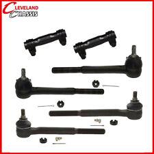 6 Pc Steering Kit Malibu 78-87 Blazer S10 2WD 82-95 Tie Rod Ends