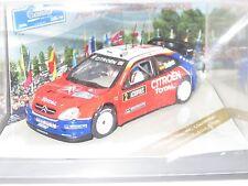 1/43 Citroen Xsara WRC Total  Acropolis Rally 2005  Carlos Sainz