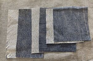 Vintage  Denim Patches. Mixed Sizes And Shades X6 From Levis Vintage Jeans