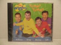 THE WIGGLES Yummy Yummy - Anthony, Greg, Murray & Jeff (2007/CD)