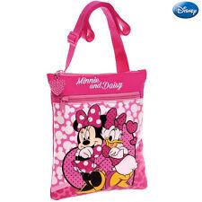 Borsa Tracollina Borsetta con Tracolla Regolabile Bambina Minnie Daisy Disney