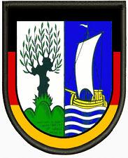 Wappen von Geesthacht Aufnäher, Pin, Aufbügler