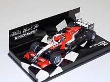 1/43 Minichamps F1 Formula 1 Toyota TF108 Panasonic T.Glock 2008