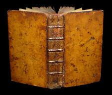 [CODE SAUGRAIN] Code de la Librairie et Imprimerie de Paris. 1744. Rare.