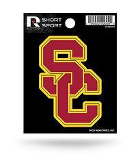 "USC Trojans 3"" x 2"" Die-Cut Decal Window, Car or Laptop! Free Shipping"